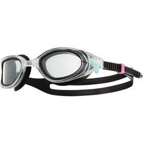 TYR Special OPS 3.0 Transition Gafas Mujer, negro/transparente